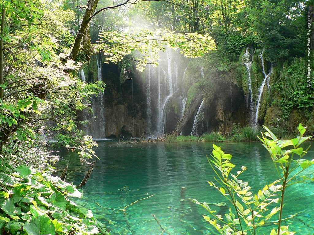 Divine splendor (Waterfalls)